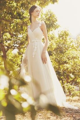 ピュアートウエディングドレス
